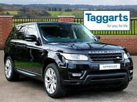 Land Rover Range Rover Sport SDV6 AUTOBIOGRAPHY DYNAMIC (black) 2014-07-16