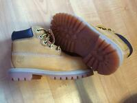 Timberland boots -toddler size 8