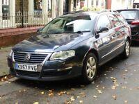 Volkswagen Passat SE TDi Estate - Navy - 57 Plate - Excellent condition