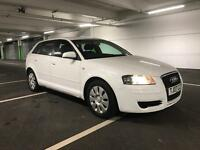Audi A3 sportback 1.6 petrol special edition 2007 plate may take cheap part ex