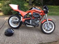 1997 BUELL CYCLONE SPECIAL VERY RARE SWAP P-EX