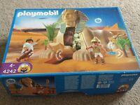 Playmobil 4242 Sphinx with Mummy
