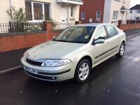Automatic large family car 53 reg Renault Laguna long mot, px options available
