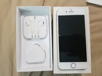 Apple iphone 6 16GB SILVER unlocked phone GRADE A