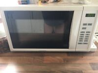 Cookworks microwave free of charge