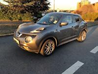 Nissan Juke-2015, 1.2 petrol, has all the specs+new winter tyres.