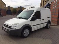 Ford Transit Connect 1.8 diesel LWB high top Full years mot drives smooth154k only