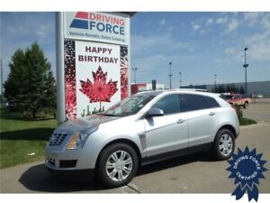 2016 Cadillac SRX Luxury All Wheel Drive 5 Passenger, 3.6L V6