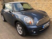 Mini Cooper D (2010) - 43,000 miles, FSH, Tax exempt, Long MOT, lovely condition.