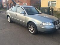 Vw Passat TDI 2004 Highliner top spec drives well like a4 astra a3 focus 407