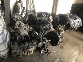 Various gearboxes