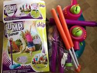 Jump master 2in1 skip rope