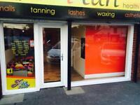 *** SUNBED AND BEAUTY SALON FOR SALE ***