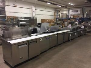London's Largest Restaurant Food Equipment Dealer - New/Used - All Major Brands - Will Beat Our Competitions Prices
