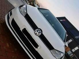 VW GOLF TDI 17 REG WITHIN WARRANTEE
