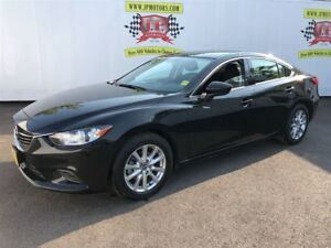 2016 Mazda Mazda6 GX, Automatic, Heated Seats, Bluetooth