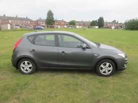 2009 Hyundai i30 Comfort 1.6 petrol only 63k on the clock