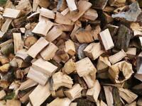 Logs quality seasoned ready to burn