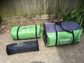 Zenobia Elite 6 Tent (6 People)