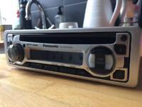 Panasonic CQ-RDP003N Cd-player