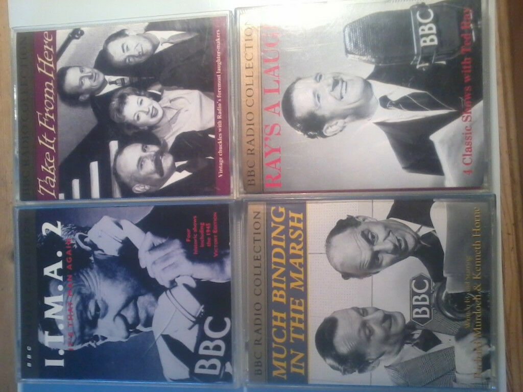 BBC RADIO SERIES DOUBLE CASSETTE COLLECTIONS X 4 | in Thrybergh, South  Yorkshire | Gumtree