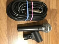 Shure SM85 Vocal Microphone