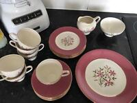 Vintage/antique China tea set