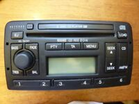 Ford 6006E Radio/6 Disc CD Player