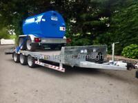 Dale Kane Lowloader plant trailer 16x6,6 tri axle trailer