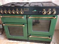 Rangemaster Oven & Hob