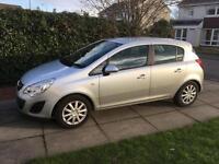 Vauxhall Corsa 2011 1.2 Exclusiv 5 door
