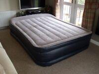 Intex Deluxe Double Airbed,