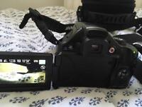 Digital slr- canon power shot sx40 hs