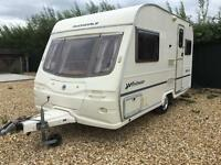2003 Avondale Windsor 2 Berth With Motor-Mover