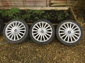 Ford Mondeo ST/ST200 Alloy Wheels x3