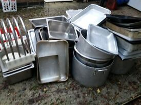 Catering equiptment job lot