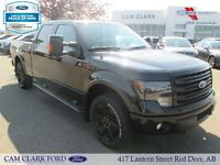 2014 Ford F-150 FX4 Appearance Package Super Crew Long Box 3.5L