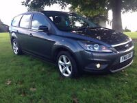 2010 '10' Ford Focus Tdci Zetec Estate (110) Mot March 2017 Tax only £30 a year astra golf size