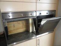 Single SMEG electric fan oven.