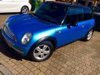 Mini 2005 automatic new mot 75k only