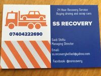 SS RECOVERY