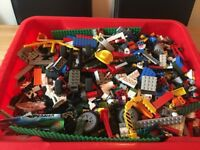 JOBLOTS OF LEGO WANTED ,ANYTHING CONSIDERED FOR PROJECT