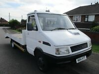 1994 M IVECO-FORD 2.5 BREAKDOWN TRUCK-RECOVERY VEHICLE MOT EXEMPT ELECTRIC WINCH TWO KEYS PX SWAPS