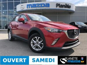 2018 Mazda CX-3 AWD GS AUTO AIR MAGS NAV CRUISE