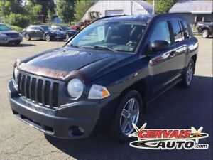 Jeep Compass 4WD Sport 2008