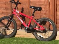 Apollo Outrage childrens bike 18in wheels