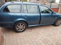 Skoda octavia 1.9tdi laurin and klement estate