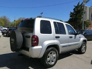 2007 Jeep Liberty Limited 4WD Cambridge Kitchener Area image 5