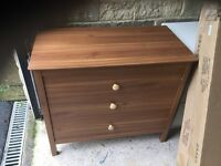 New Chest of draws
