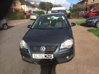 FOR SALE VW POLO 1.2 PETROL.5 DOOR